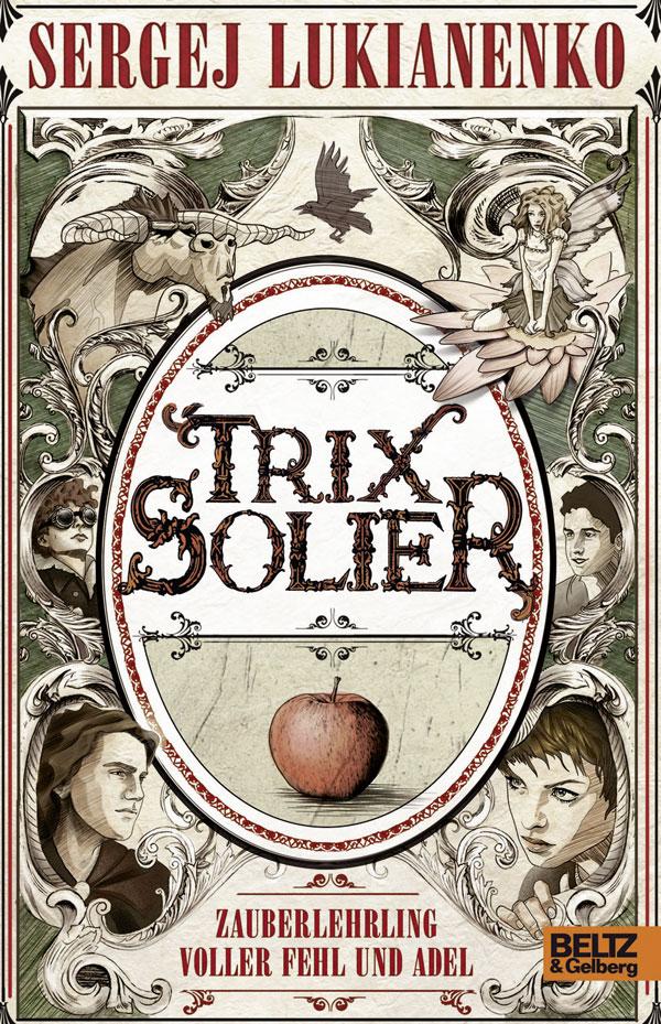 Trix Solier © Beltz&Gelberg