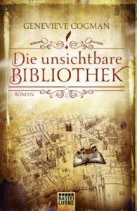 Die unsichtbare Bibliothek © Bastei-Lübbe