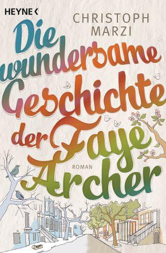 Faye Archer © Heyne