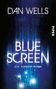 Bluescreen © Piper-Verlag