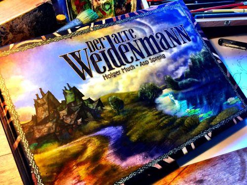 Der alte Weidenmann - Asp Spreng und Holger Much