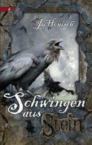 Schwingen aus Stein - Ju Honisch © Feder & Schwert