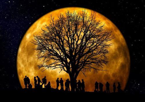 Mond Kinderwunschrituale Blogtour Herbstlande