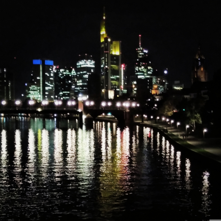 Frankfurt ©Eva Bergschneider