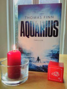 """Gewinn """"Aquarius"""" von Tom Finn"""