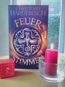 """Adventsgewinn """"Feuerstimmen"""" - Christoph Hardebusch"""