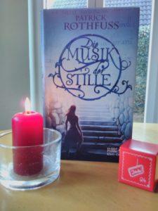 """Gewinn """"Musik der Stille"""" - Patrick Rothfuss"""
