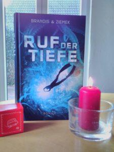 Ruf der Tiefe - Katja Brandis, Hans-Peter Ziemek © Eva Bergschneider