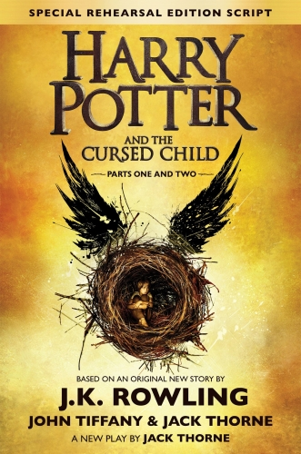 Harry Potter and the Cursed Child © Little, Brown