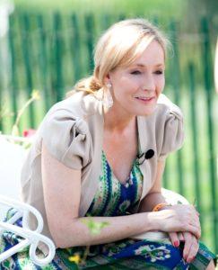 J.K. Rowling © Daniel Ogren