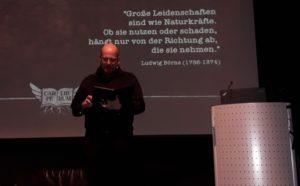 Christian von Aster PAN Treffen 2018 @ Eva Bergschneider