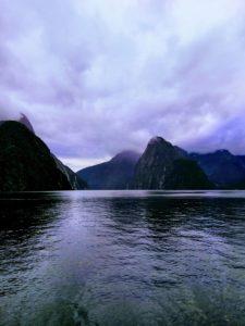 Milford Sound © Eva Bergschneider