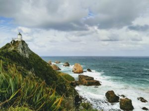 Nugget Point © Eva Bergschneider