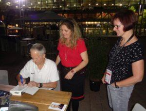 Andreas Brandhorst signiert © Amandara M. Schulzke