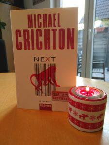 Next-Michael Crichton © Eva Bergschneider