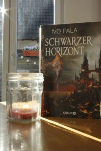 Schwarzer Horizont - Ivo Pala © Eva Bergschneider