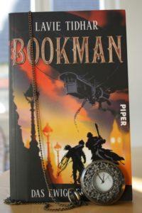 Bookman - Lavie Tidhar © Eva Bergschneider