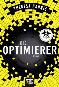 Die Optimierer - Theresa Hannig © Bastei Lübbe