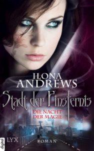 Nacht der Magie- Ilona Andrews © Lyx-Verlag