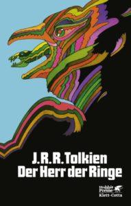Der Herr der Ringe - J.R.R. Tolkien © Klett-Cotta