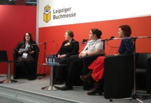 Barbara Weiß, Michelle Janßen, Anne Zandt , Eleonore Laubenstein © Eva Bergschneider