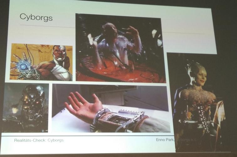 Cyborgs PAN2019 © Eva Bergschneider