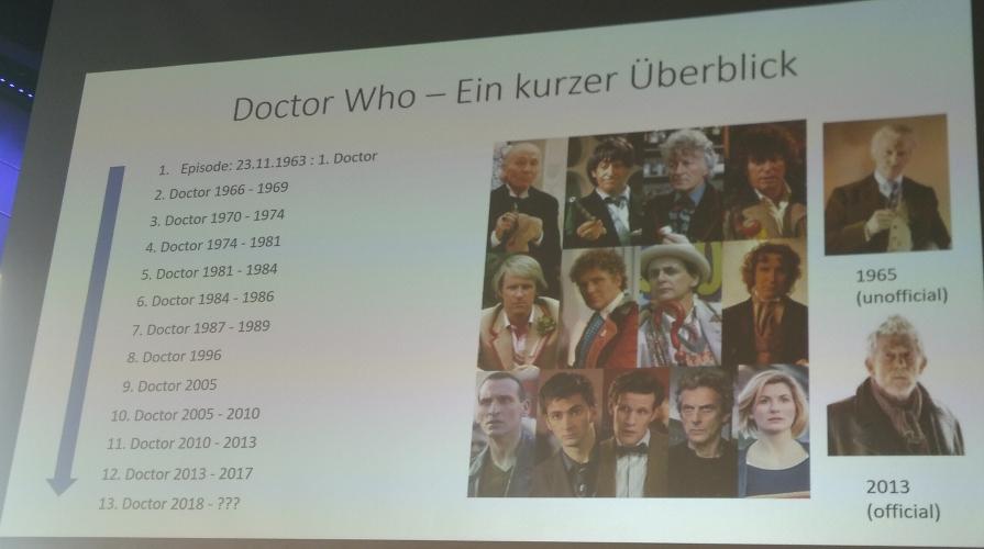Dr. Who's PANBT2019 © Eva Bergschneider