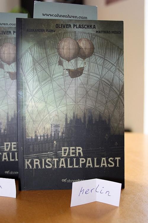 Verlosung Kristallpalast 3.Gewinner © Eva Bergschneider