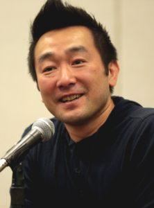 Wesley Chu ©Gage Skidmore/Wikipedia