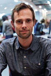 Ransom Riggs © Thesupermat/wikipedia.org