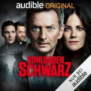 Kohlrabenschwarz (Hörspiel - Tommy Krappweis, Christian von Aster © bumm film/audible