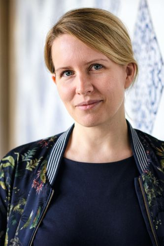 Katharina Hartwell © Tobias Bohm