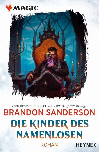 Magic-Die Kinder des Namenlosen -Brandon Sanderson © Heyne