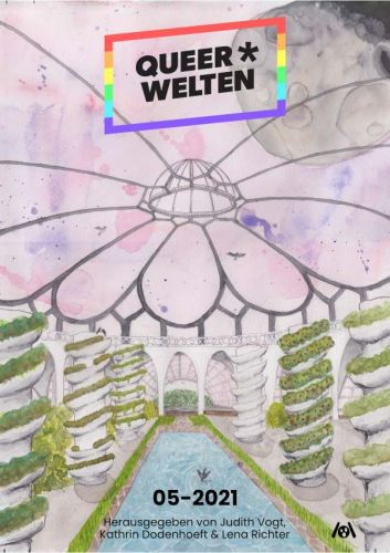 Queer*welten, Band 5 © Ach je Verlag