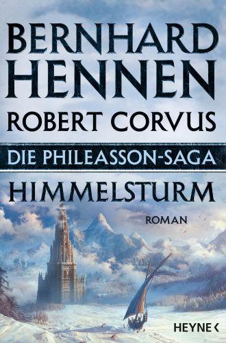 Himmelssturm - Hennen/Corvus (Phileasson 2) ©Heyne